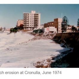 NSW coastal storms